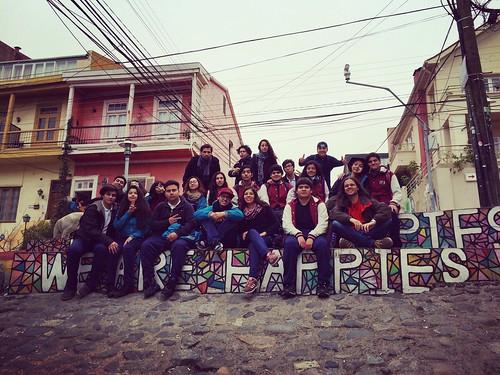 Cerro Alegre #Valparaíso #Chile