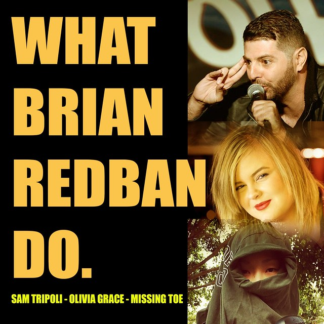WHAT BRIAN REDBAN DO #17