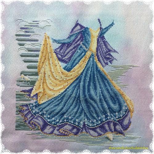 Cinderella WIP 5