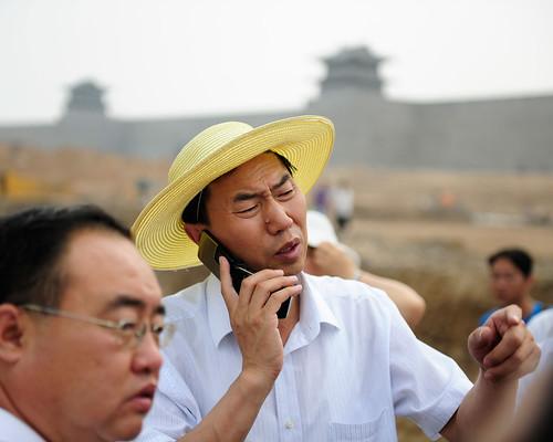 大同市長耿彥波