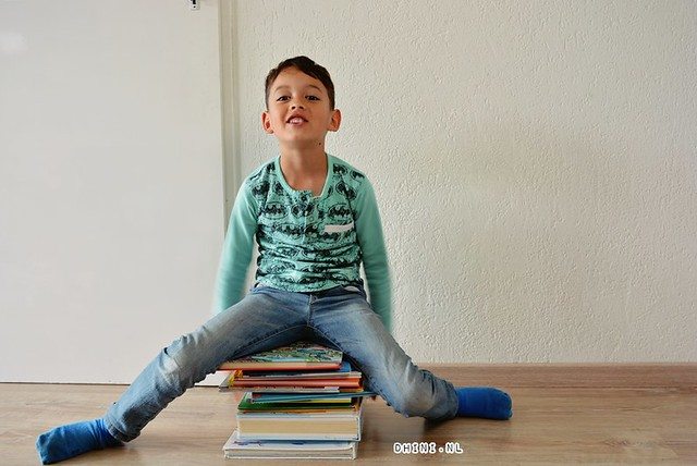 Dj en zijn boekjes