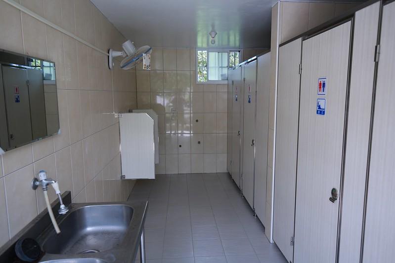 很乾淨的廁所