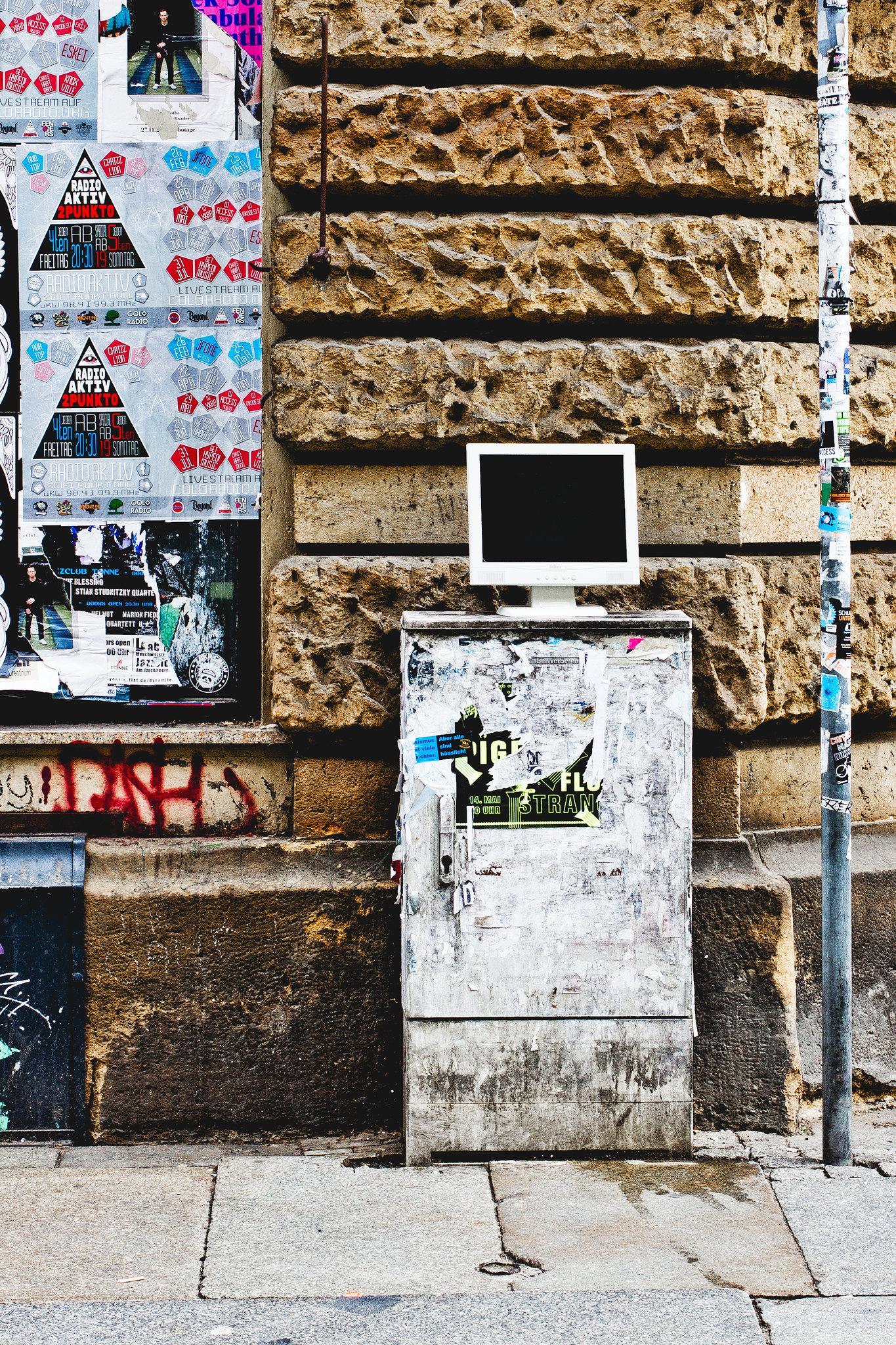 urban screening // dresden neustadt