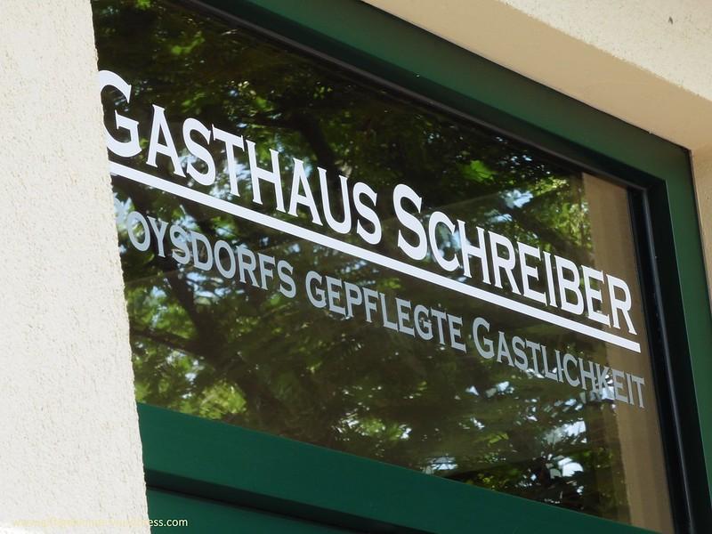 Gasthaus Schreiber in Poysdorf