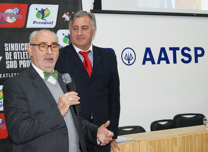Lançamento EDUCATLETA /SAPESP