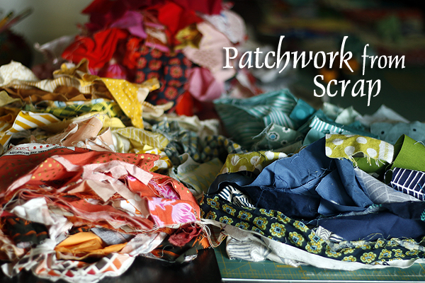 Patchwork from scrap