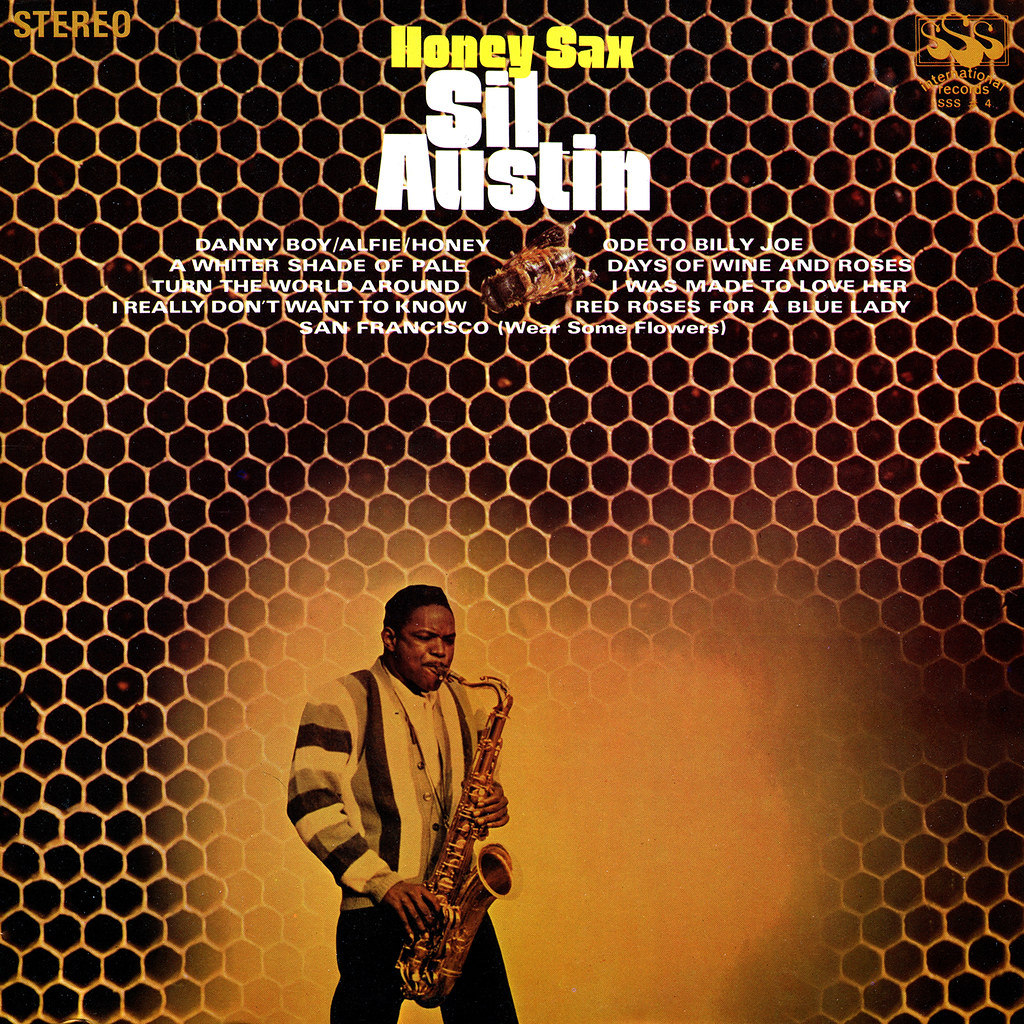 Sil Austin - Honey Sax
