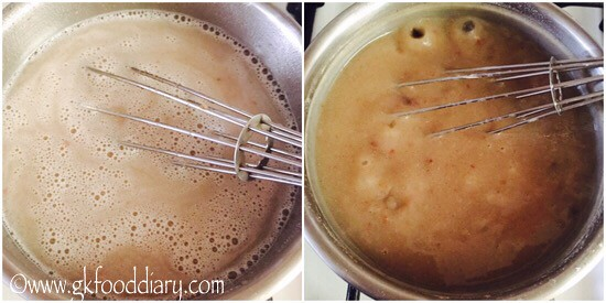 Bajra Porridge Recipe for Babies and Toddlers