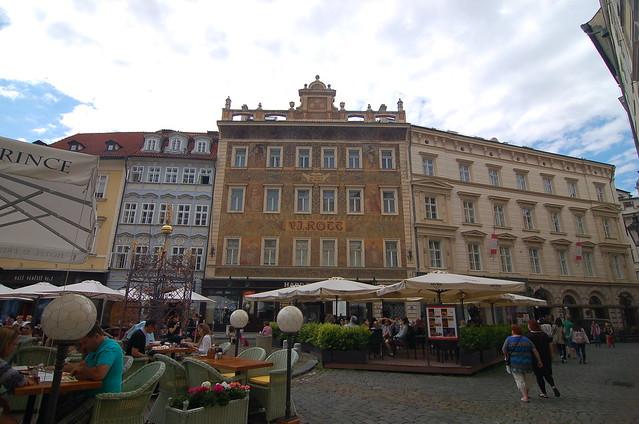 布拉格 小廣場 Malé náměstí