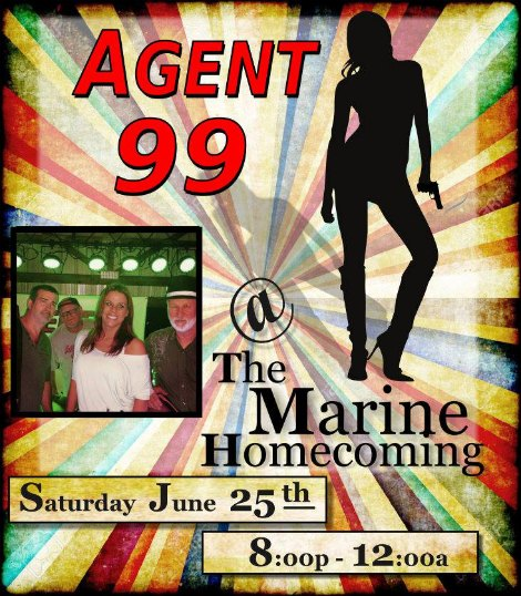 Agent 99 6-25-16