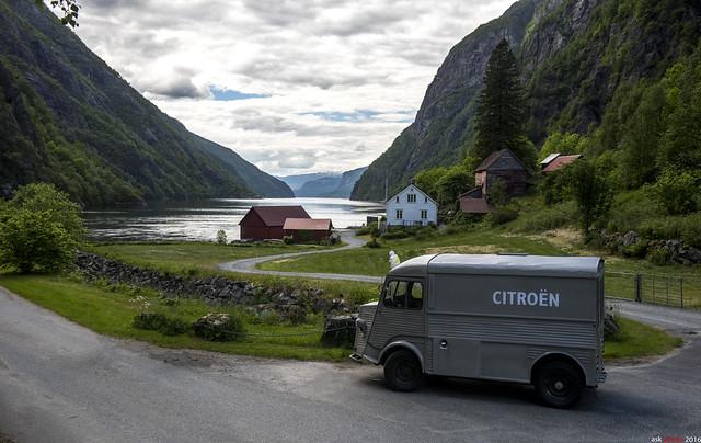 Citroën for norsk terreng...