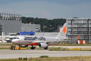 A320 Jetstar Pacific Airlines VN-A564