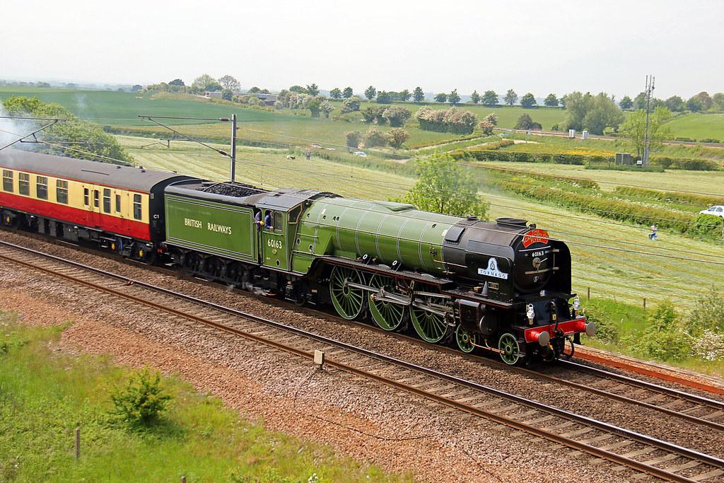 LNER A1 60163 'Tornado'