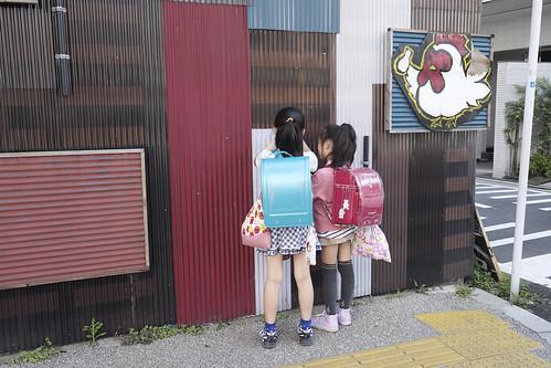 Come home from school / Fuji X-Pro2 × Fujinon XF 23mm F1.4 R