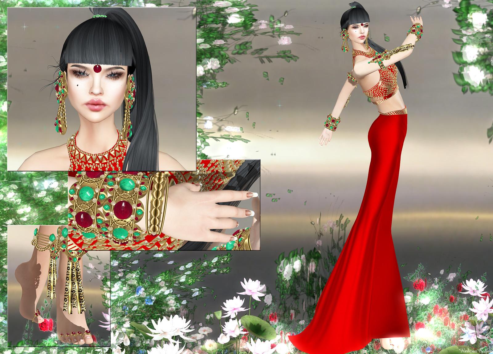 KELINI - Miss India