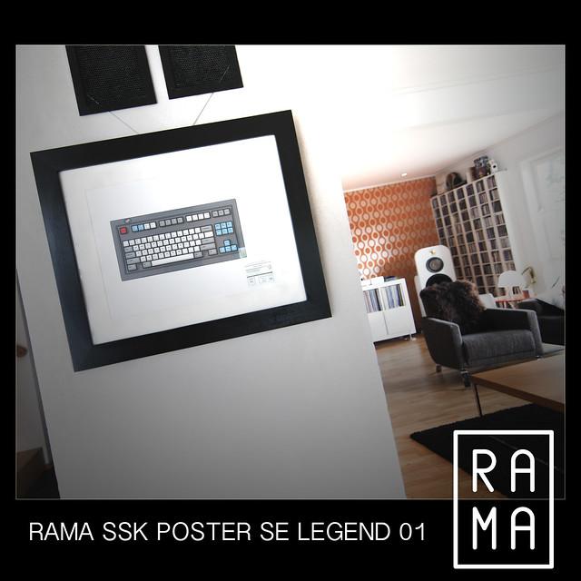 RAMA SSK POSTER SE LEGEND 01