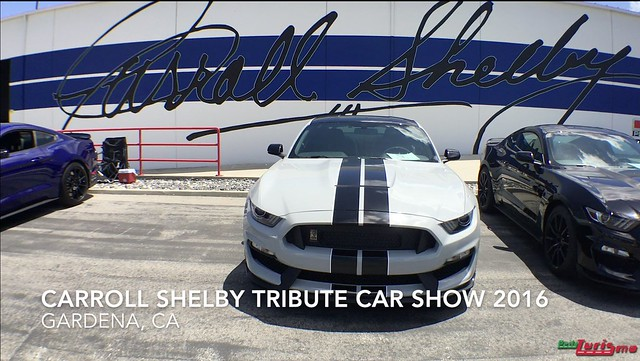 Carroll Shelby Tribute and Car Show 2016