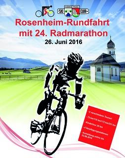 24. Rosenheimer Radmarathon 2016