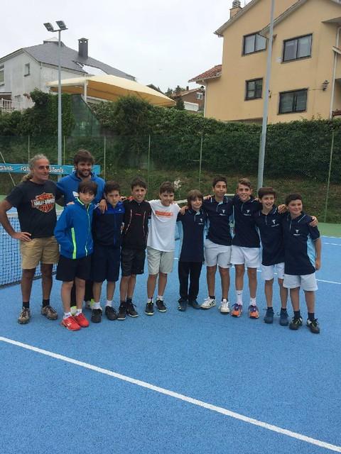 Campeonato Gallego por Equipos Alevín y Cadete 2016