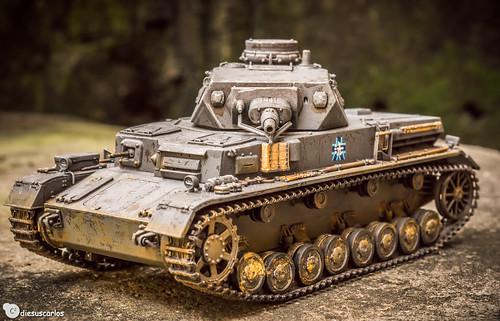 Anko Team Panzerkampfwagen IV Ausf. D