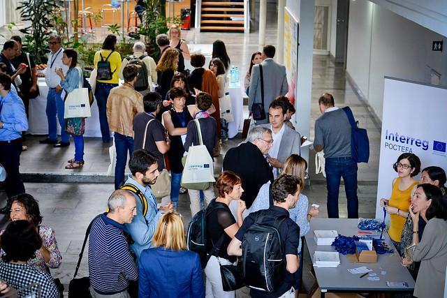 Seminario de beneficiarios de la 1ª convocatoria de proyectos POCTEFA 2014-2020