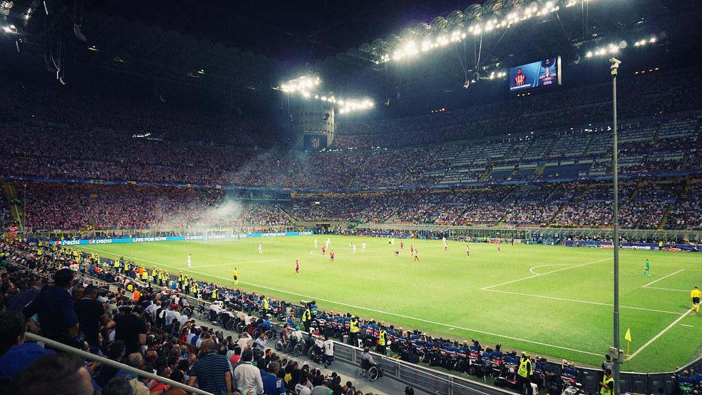 UEFA Champions League Finale 07