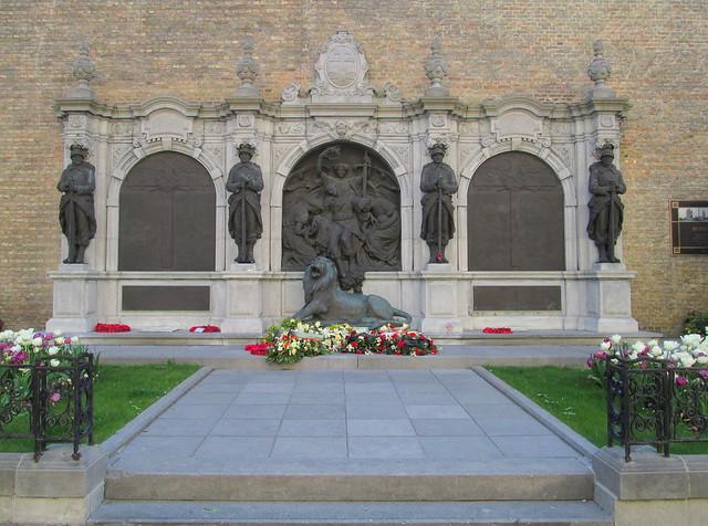 Ypres War Memorial