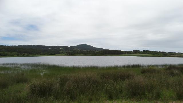 Laguna de San Pedro de Muro en Porto do Son