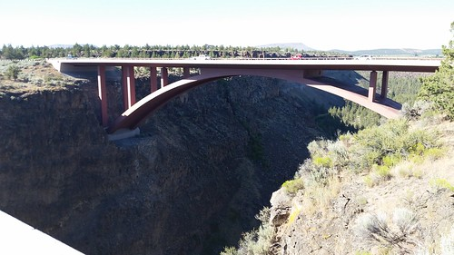 Crooked River Road Bridges