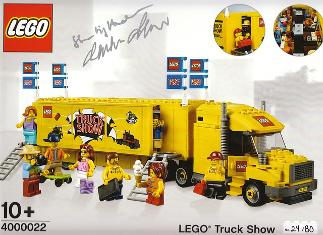 Review 4000022 Lego Truck Show Brickset Lego Set Guide And Database