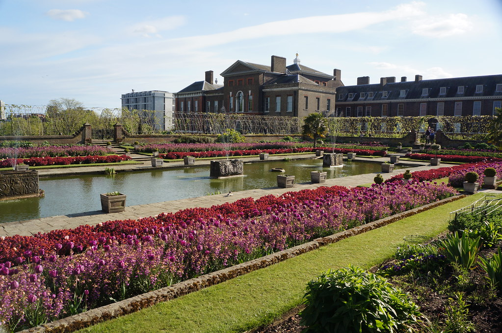 Peek At The Kensington, Palace Of Princess Diana