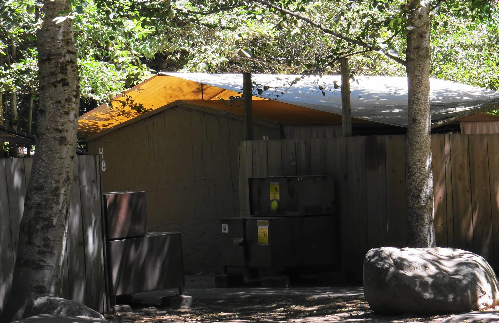 Housekeeping Camp, Yosemite Valley, CA