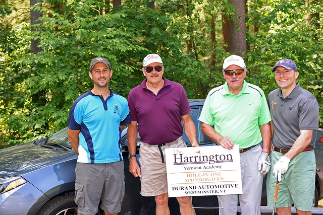 Vermont Academy:  Harrington Golf Classic 06/24/16