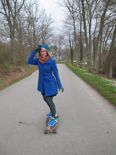 longboarding, good friday, karlskrona