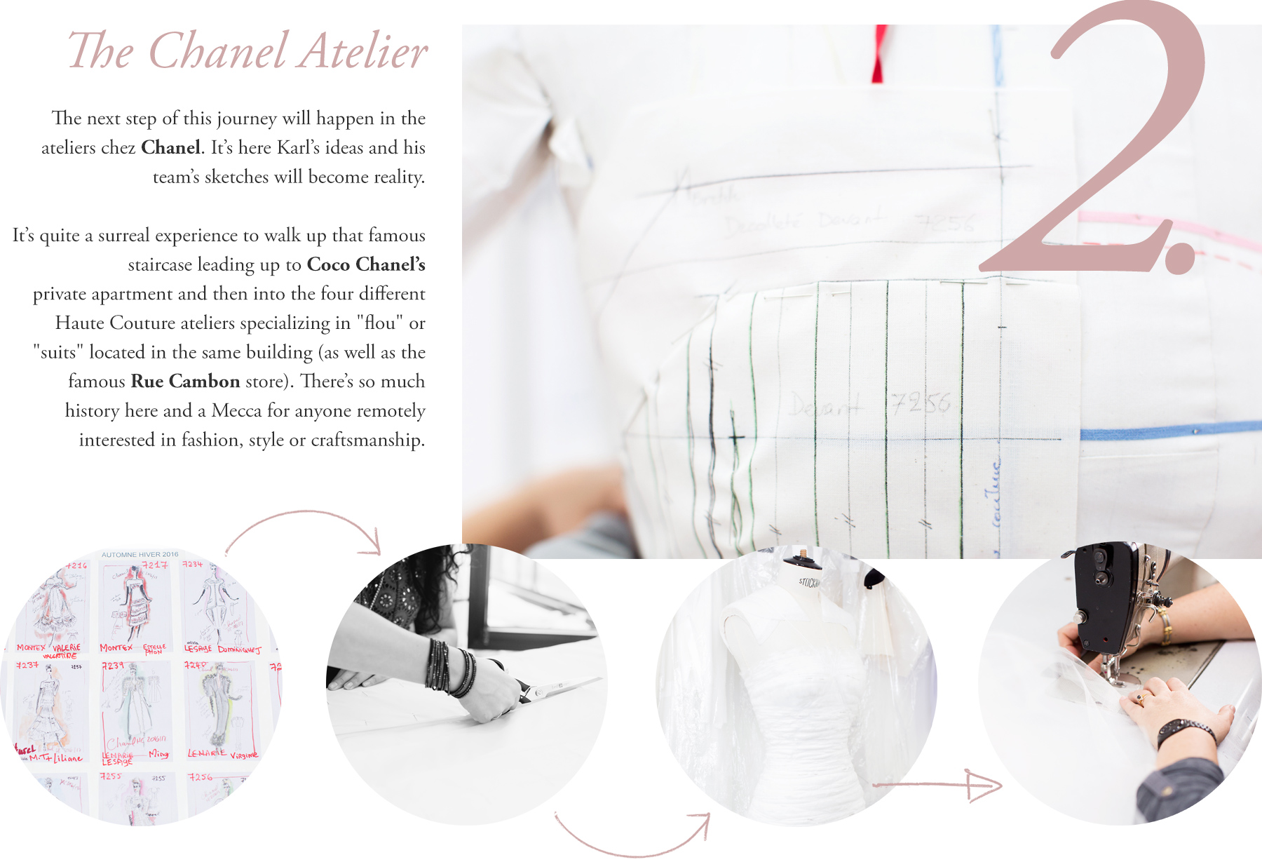 Inside the Chanel Ateliers