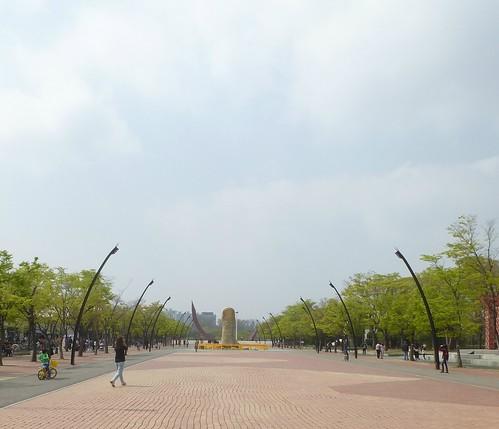 C16-Seoul-Parc Olympique-Entree (1)