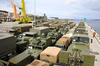 13/05/16 La OTAN activa por primera vez su nueva Fuerza de Respuesta,al mando de España Foto:Brilat/MDE