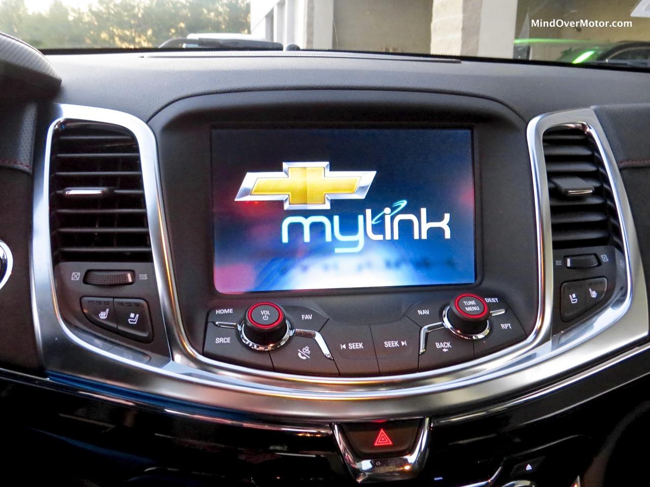 2014 Chevrolet SS MyLink