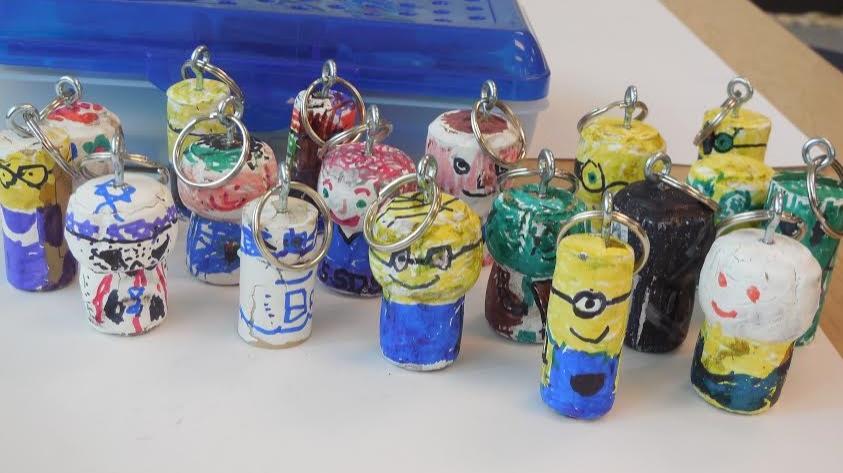 kindergarten corks
