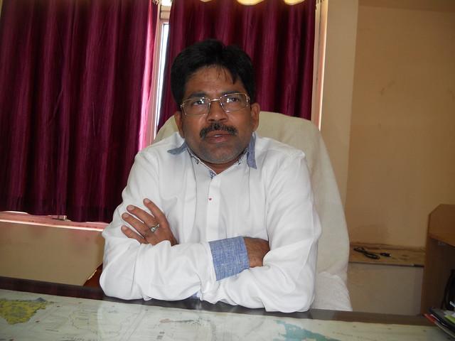 नलगोंडा ग्रामीण जलापूर्ति विभाग के सुपरिंटेंडिंग इंजीनियर बी रमन्ना