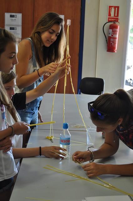 Lady Elizabeth School - Summer School - Team Building