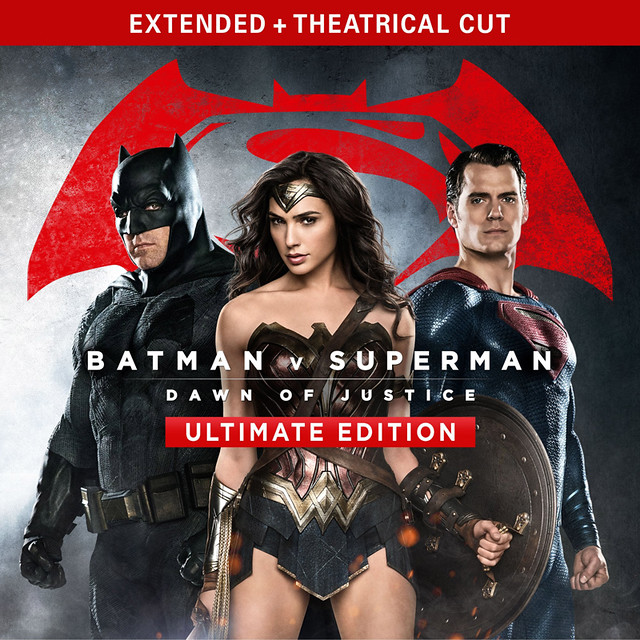 Batman v Superman: Dawn Of Justice Ultimate Edition