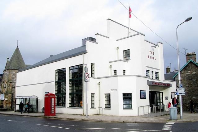 The Birks Cinema, Aberfeldy