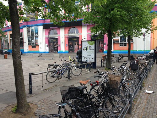 Bike parking | by Cycling Embassy of Denmark