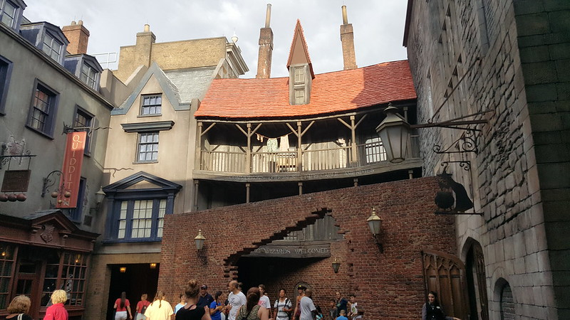 Diagon Alley, Wizarding World of Harry Potter