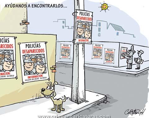 Desaparecidos PN