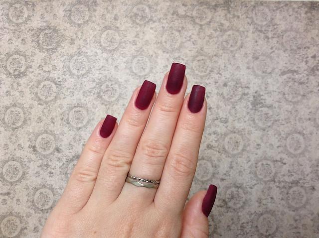 Sally Hansen Velvet Texture