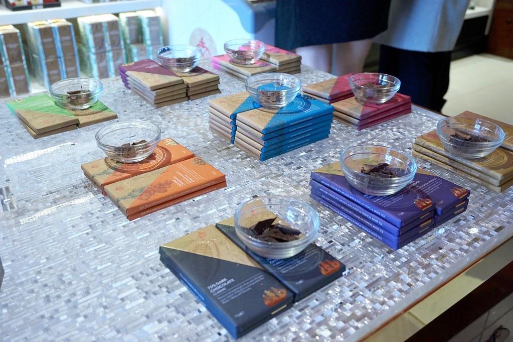 chocolate, theeastindiacompany, edinburgh, krystelcouture,