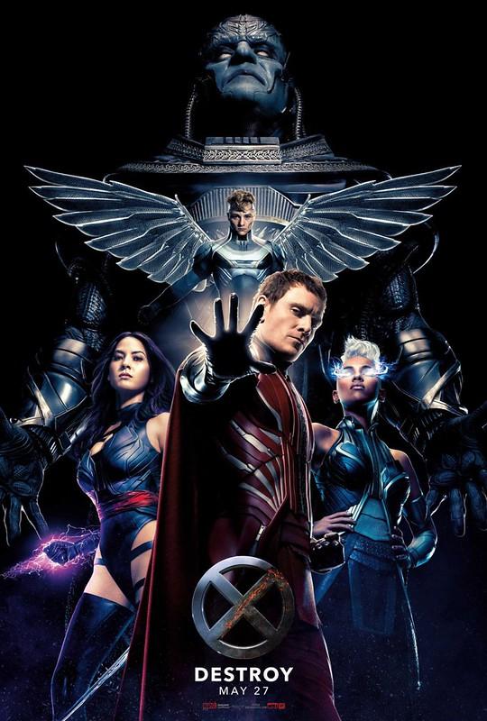 X-Men - Apocalypse - Poster 4