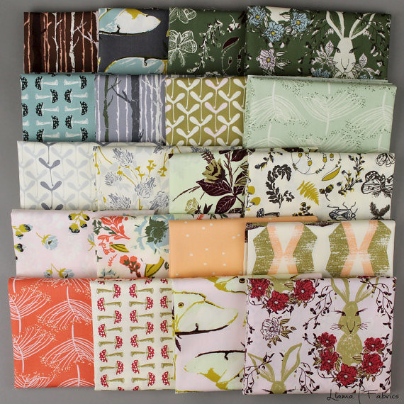 Forest Floor Fabrics Giveaway!!